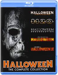 amazon com halloween complete coll bd v2 blu ray jamie lee
