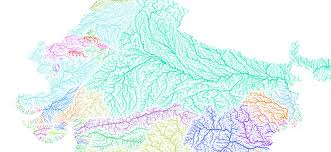 India River Map by River Basins Of India In Rainbow Colours Album On Imgur