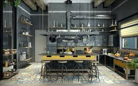 cuisine style loft industriel cuisine esprit loft industriel utoo me