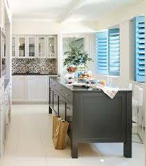Homebase Kitchen Tiles - house beautiful kitchen of the month transitional kitchen