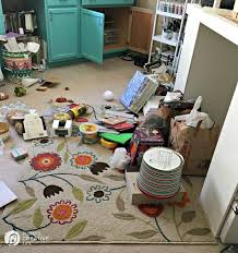 Organize A Craft Room - craft room declutter today u0027s creative life