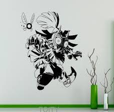 Legend Of Zelda Bedroom Aliexpress Com Buy Legend Of Zelda Wall Vinyl Decal Majora U0027s