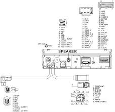 pioneer car radio stereo audio wiring diagram circuit and