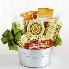 organic food gift baskets healthy gift baskets organic oatmeal spa organic spa gift basket