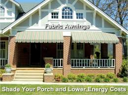 Porch Awnings For Home Aluminum Lanier Aluminum Products Gainesville Ga Awnings Screen Rooms