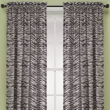 Zebra Curtain Panels Buy Zebra Print Curtains From Bed Bath U0026 Beyond