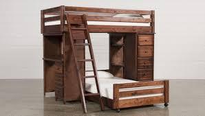 Metal Bunk Bed With Desk Underneath Desk Full Loft Bed With Desk Underneath 40 Stunning Decor With