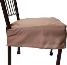 ez chair covers 6 covers dining room chair covers ez chair covers pk of 6 brown
