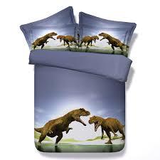 Dinosaur Single Duvet Set Jf 043 Kids Dinosaur Bedding Sets Twin Full Queen Super King Size