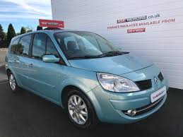 renault scenic 2005 7 seater used renault grand scenic dynamique for sale motors co uk