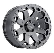 matte silver jeep black rhino jeep wheels quadratec