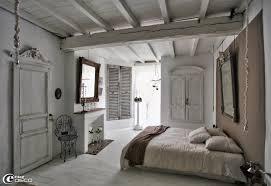 bedroom in le relais de roquefereau in the south of france décor