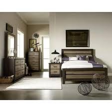 Birch Bedroom Furniture Standard Furniture Oakland 4 Panel Bedroom Set In