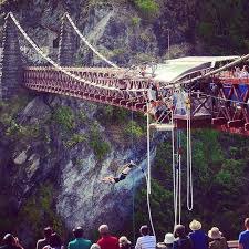 New Zealand Chair Swing The Home Of Bungy Jumping Rise To The Challenge Aj Hackett Bungy