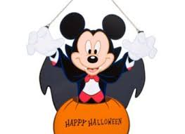 mickey mouse halloween decorations mickey halloween door