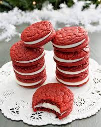 red velvet cookies kitchen gidget
