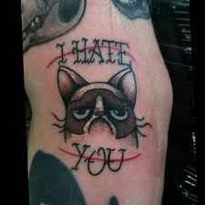 cat too stars the most famous and tattooed cats online ideatattoo