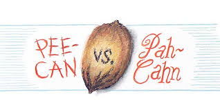 pecan how do you say it our state magazine