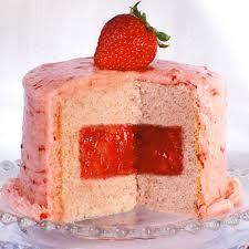wedding cake recipes berry strawberry filling recipe wilton