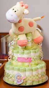 Diaper Cake Directions How To Make A Diaper Cake Moms Who Think