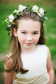flower girl hair flower girl hair styles ideal weddings