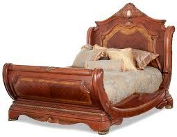 Sleigh Bed Set Aico Cortina Sleigh Bedroom Set Cortina Collection 8 Reviews