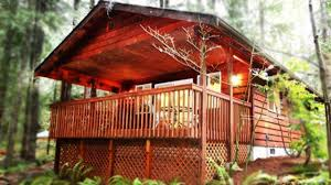 small cabin in the woods 480 sq ft tiny cabin in the woods in washington adorable small