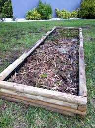 Building A Raised Vegetable Garden by Building A Raised Garden Bed 40acrewoods