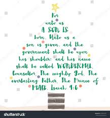 bible verse about tree lights decoration