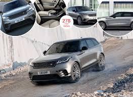 range rover velar vs sport 2018 range rover velar caricos com