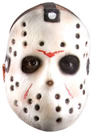 masks spirit halloween jason voorhees mask