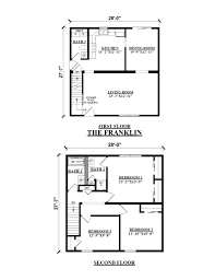 two story floor plans kintner modular homes