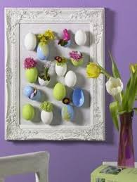 Easter Decorations With Tissue Paper by Easter Basket With Just A Balloon Tissue Paper And Collage Pauge
