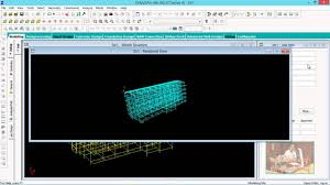 staad pro training import cad files civil engineering community
