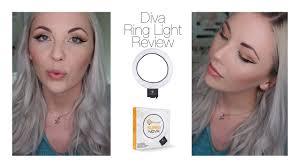 diva ring light nova diva ring light review lighting for makeup tutorials beauty