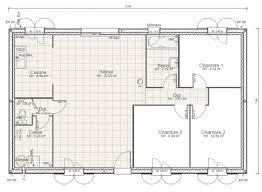 plan maison 5 chambres gratuit plan de maison 5 chambres plain pied gratuit trendy plan maison