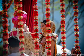 flowers garland hindu wedding the significance of flowers in indian weddings beneva weddings