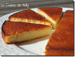 la cuisine de nelly gâteau aux blancs d oeufs parfumé au citron vanille et amande rien