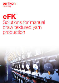 solutions for manual draw texture yarn oerlikon barmag pdf