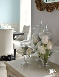bathroom apothecary jar ideas roses in apothecary jars pinteres