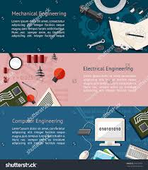 mechanical electrical computer engineering education infographic
