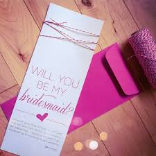 ring pop bridesmaid invite 14 ways to pop the question will you be my bridesmaid best