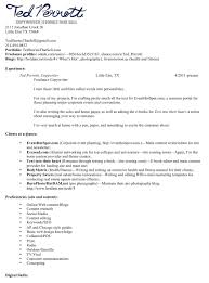 project manager sample resume format freelance writing resume freelance resume writers wanted freelance sample freelance writer resume resume cv cover letter ted perrotti web content writer copywriter and editor