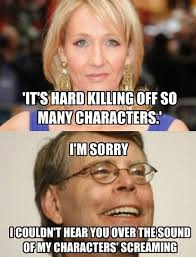 Stephen Meme - 16 stephen king memes only true fans will understand