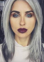 grey streaks in hair silver hair trend 51 cool grey hair colors tips for going gray