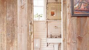How To Make A Small Bathroom Look Larger Beach House Bathrooms Coastal Living