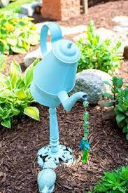 outdoor decor beautiful garden decorating ideas trends also with junk decoration