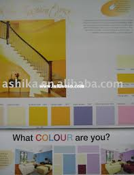 paint color shade cards for sale price china manufacturer