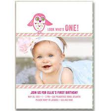 first birthday invitation card matter choice image invitation