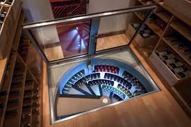 in floor wine cellar interior home wine cellar underground designs with wooden wine